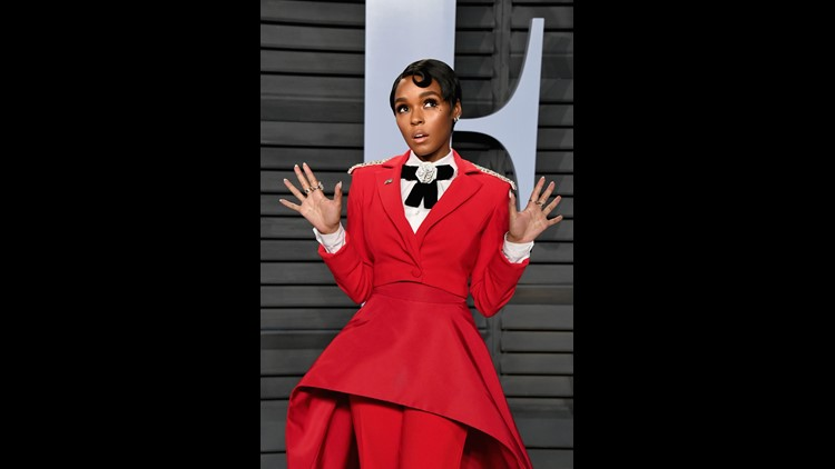 Janelle Monae identifies as 'pansexual free-a** motherf***er'