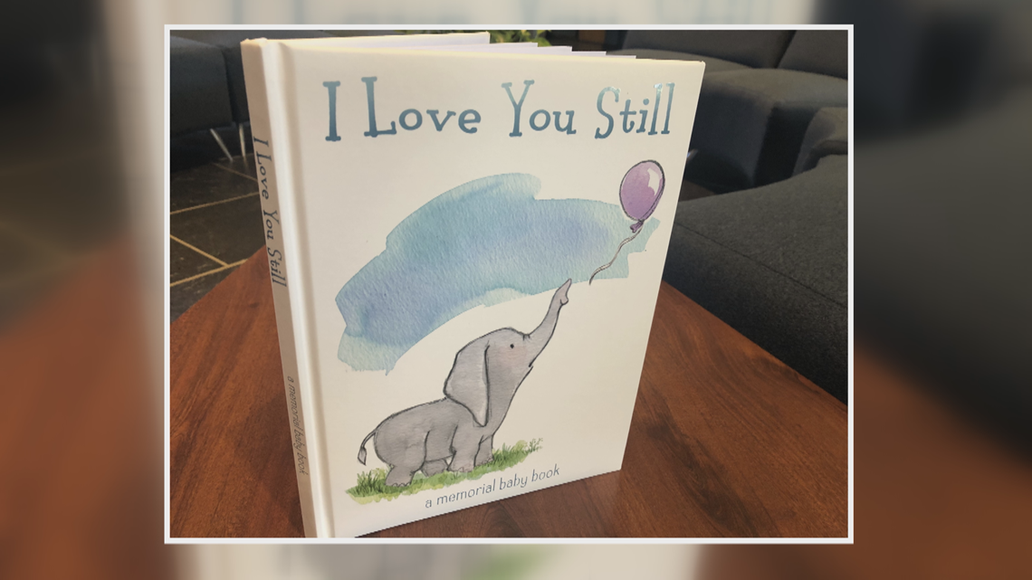 Minnesota woman writes memorial baby book for women who miscarry