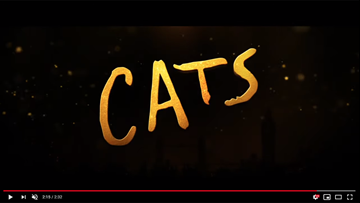 That new 'CATS' the live-action musical trailer broke the internet