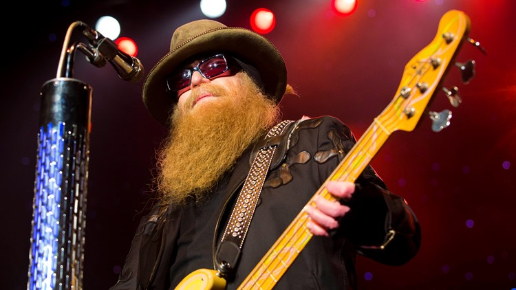 ZZ Top's Dusty Hill dies at age 72 in Houston, band says