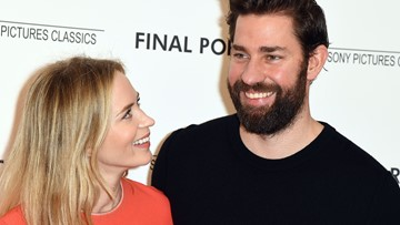 "John Krasinski and Emily Blunt's ""A Quiet Place"" turns parenting fears into a horror film"