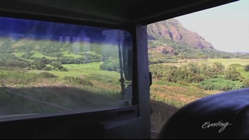 "Tour the Oahu ranch where Chris Pratt filmed ""Jurassic World: Fallen Kingdom"" - KING 5 Evening"