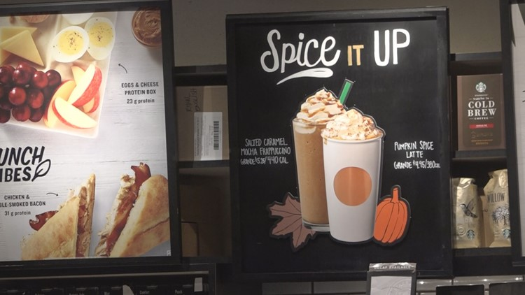 Scientists think they know why we love pumpkin spice so much