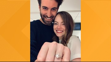 Emma Stone is engaged to 'Saturday Night Live' segment director Dave McCary