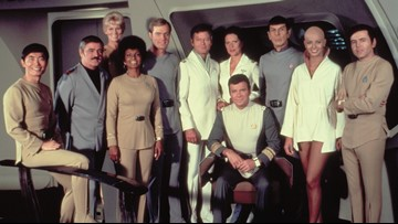 'Star Trek: The Motion Picture' flies back into theaters
