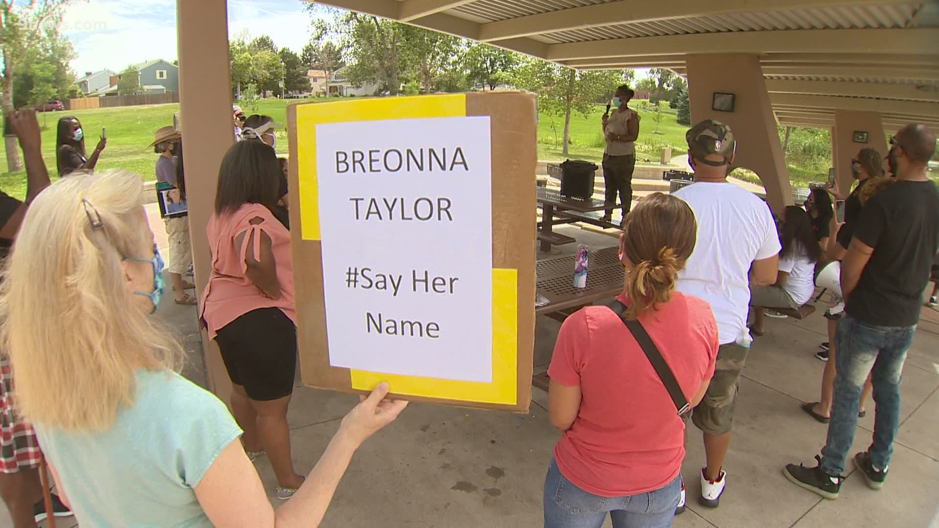 Colorado Group Traveling To Louisville Ky To Join Rally Protest For Breonna Taylor 13newsnow Com