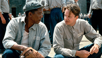 'The Shawshank Redemption' returns to theaters for 25th anniversary