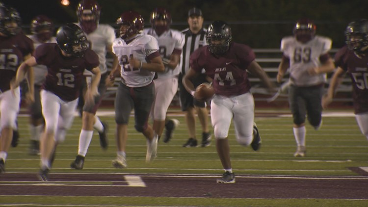 Viral video of touchdown scored by Lockhart player with autism spectrum disorder viewed by millions