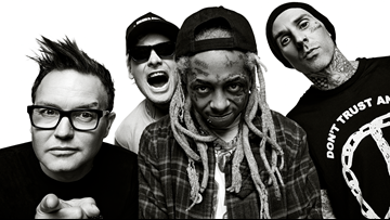 Blink-182, Lil Wayne to perform in Virginia Beach