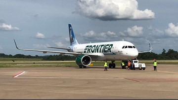 Frontier Airlines now waives change or cancellation fees until 60 days from departure