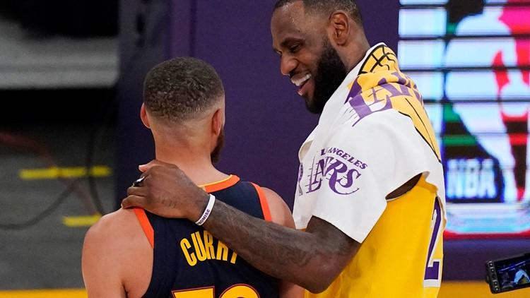 NBA schedule: Bucks vs. Nets, Warriors vs. Lakers on opening night