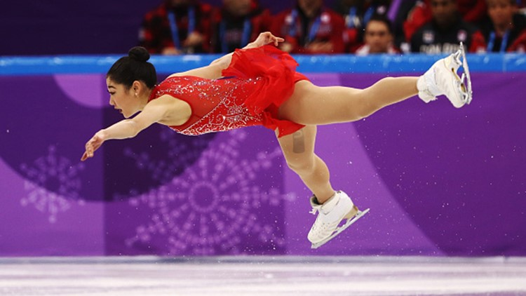 Mirai Nagasu says she wanted to jump like Nathan Chen