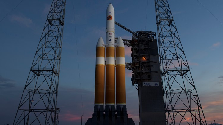 After a technical issue halted yesterday's launch, the Parker Solar Probe has launched and will fly within 3.8 million miles of the sun's surface.