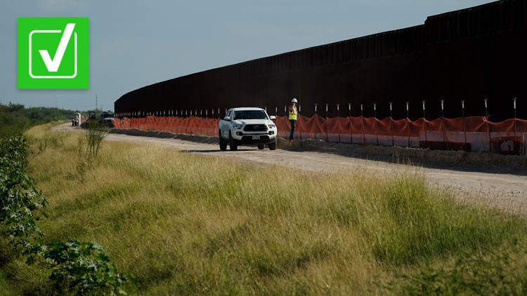 Yes, states could technically build border walls, but there are lots of hurdles to overcome
