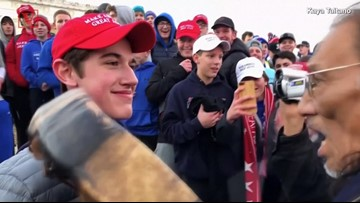 Trump Backs Covington Student's Lawsuit Against Washington Post