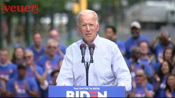 Biden Campaign Hired Former Clinton and Obama Speech Writer