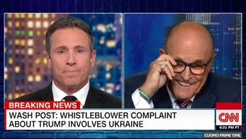 Seconds After Denying It, Rudy Giuliani Admits To Asking Ukraine To Look Into Joe Biden