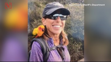 Rescued California Camper said She Fled Knife-wielding Attacker