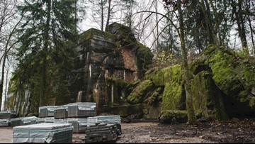 Hitler's Private Gardens Unearthed at Secret Bunker in Poland