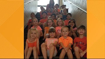 Inspired by creative Vol fan's shirt design, Pennsylvania elementary school takes stand against bullying