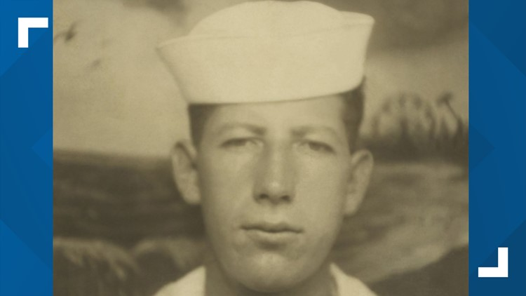 He was killed during the attack on Pearl Harbor. It took 79 years, but he's finally coming home to East Tennessee