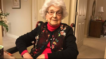'I'm just livin' | NC woman turning 109 years old says she still enjoys a glass of wine on Fridays