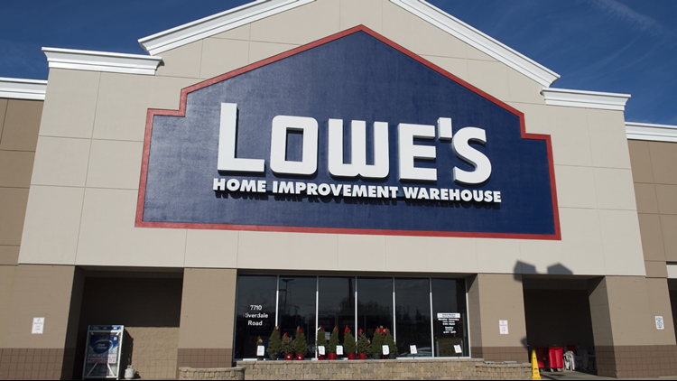 Lowe's assembles thousands of buckets filled with hurricane relief supply to help with recovery efforts in the event of a storm