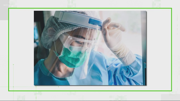 VERIFY: No, face shields are not as effective as masks in preventing COVID-19