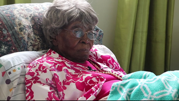 North Carolina woman, oldest in America, celebrates her 115th birthday