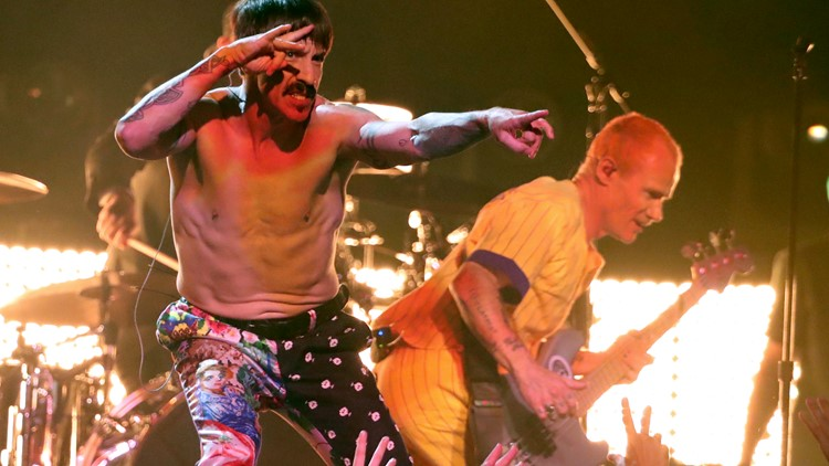 Guitarist John Frusciante to join Red Hot Chili Peppers for 2022 world tour