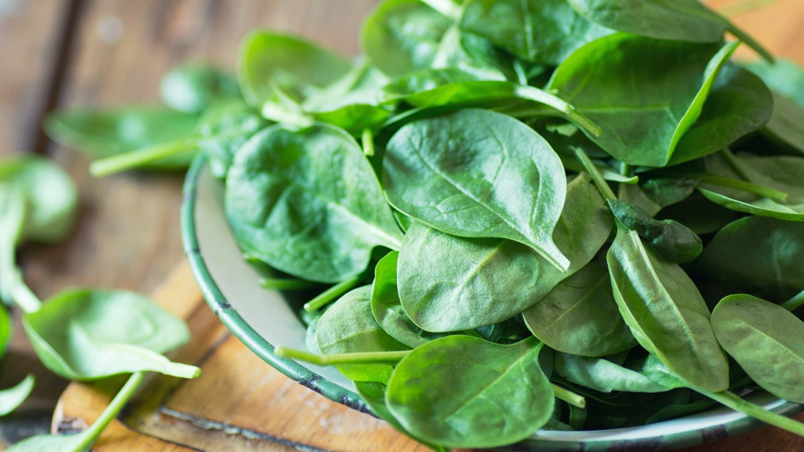 Chemical found in spinach has the same effect as steroids and should be banned for athletes, scientists say