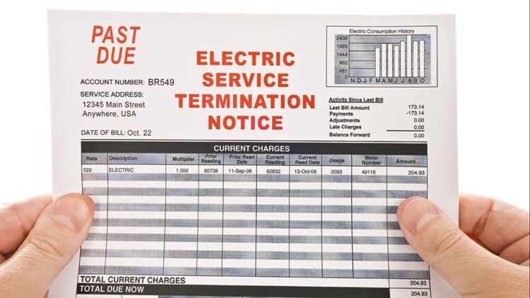 'We are facing a crisis': Tens of thousands of NC residents facing utility disconnection