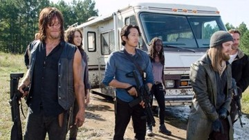 'The Walking Dead' comic-book series comes to an end
