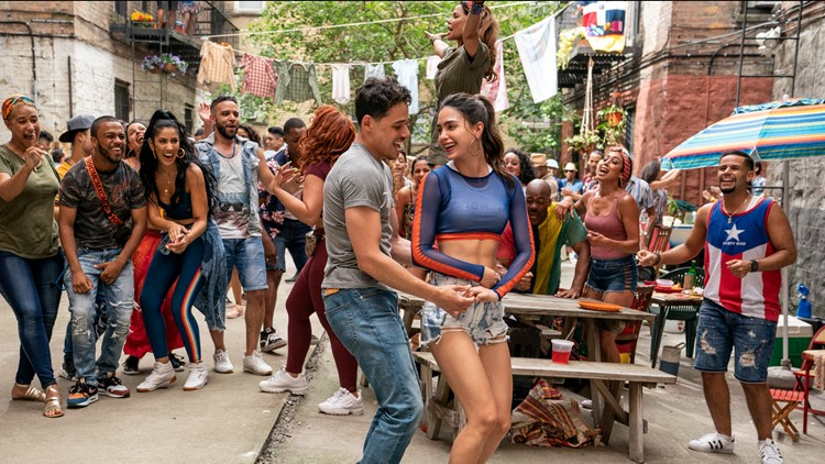 'In The Heights' takes movie musicals to new elevations