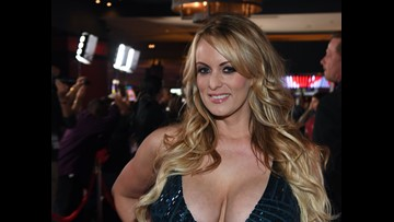 Stormy Daniels' husband files for divorce, claims she cheated