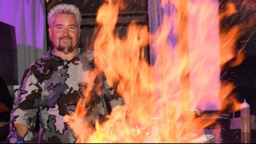 Guy Fieri's Dive & Taco Joint and Guy Fieri's Pizza Parlor in Hampton to open June 27