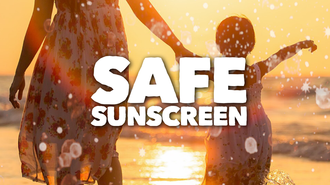 VERIFY: Only two kinds of sunscreen are considered safe and effective