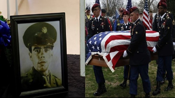 75 years later, the body of an 82nd Airborne WWII soldier returns home