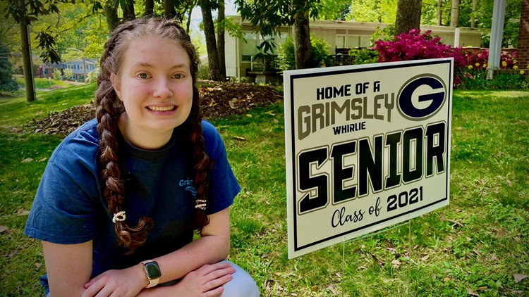After beating cancer twice, North Carolina teen gets accepted into dream college