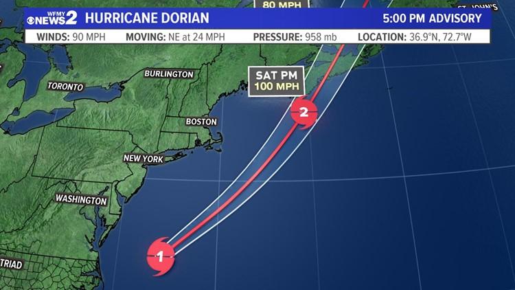 Friday Dorian Track