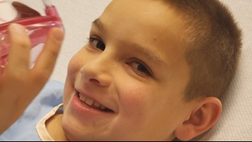 'His doctor said he's dying,' Mom of 9-year-old boy with a failing donor-heart asks for Christmas cards to cheer him up