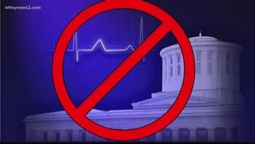 Gov. Cooper vetoes 'Born Alive' bill