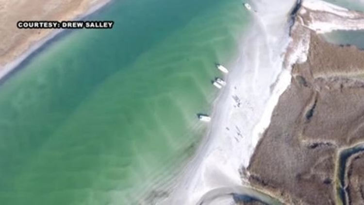 Hurricane Florence changed NC coastline leading to stronger rip currents, professor says