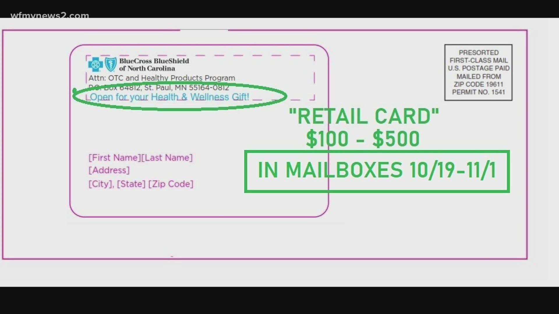 Blue Cross Blue Shield Nc Customers Receiving Cash Soon 13newsnow Com