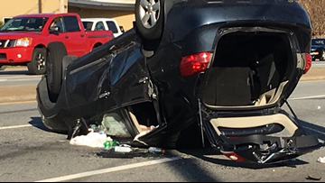'My Mommy Instincts Kicked In:' Greensboro Mother, Baby Survive Hit-And-Run Crash