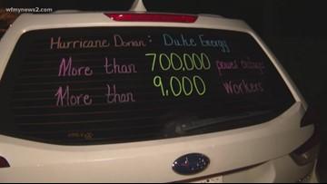 Hurricane Dorian: Duke Energy projects more than 700,000