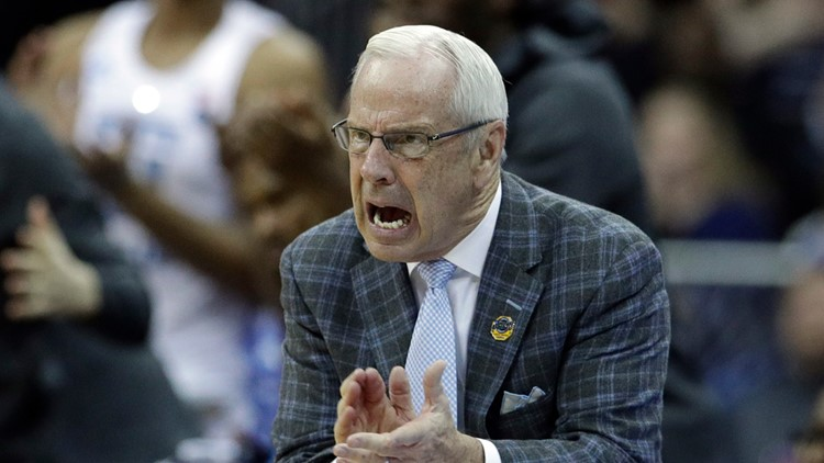 UNC men's basketball head coach Roy Williams announces retirement