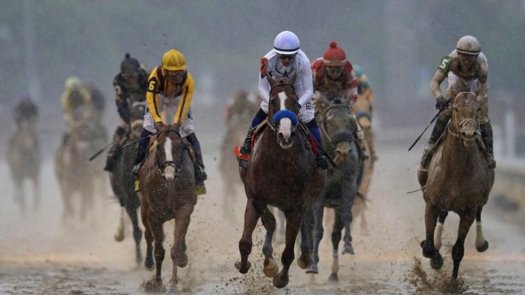 Kentucky Derby Horse Racing