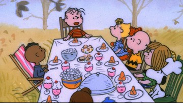Get your turkeys ready! 🦃 'A Charlie Brown Thanksgiving' airs Wednesday