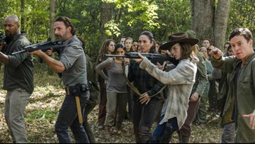 'Walking Dead' spin-off looking for extras in Virginia